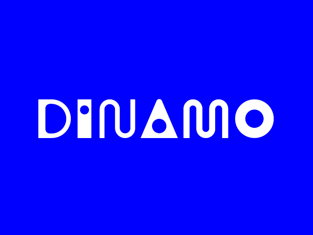 Dinamo Logo Blue
