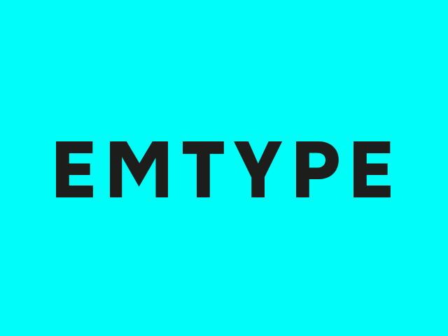 Emtype logo3