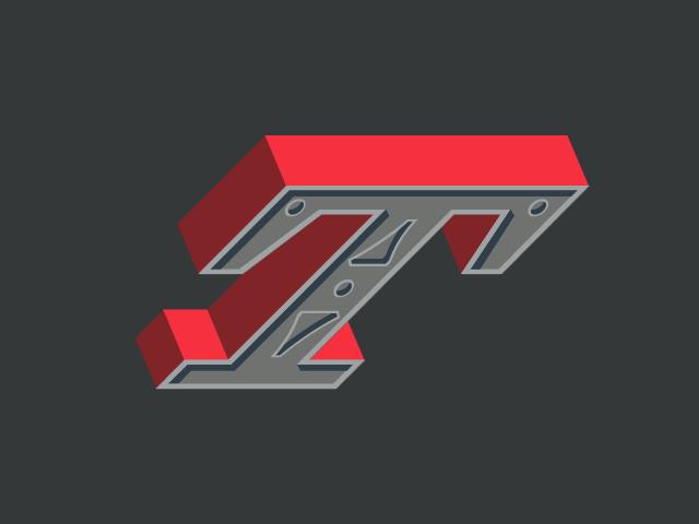 Typofonderie logotype fontstand