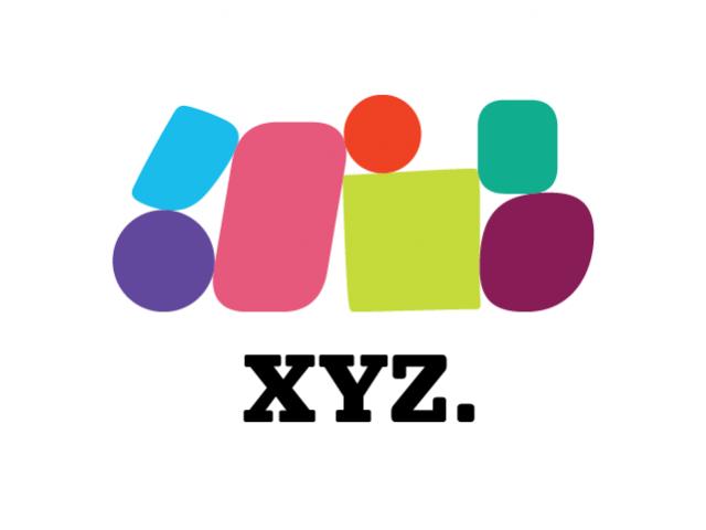 XYZ Type logo Fontstand 2020