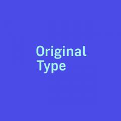 Original Type