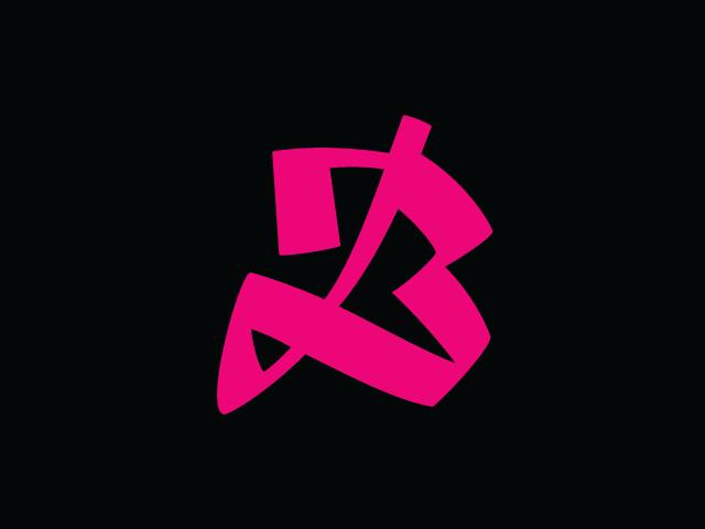 blackletra color logo